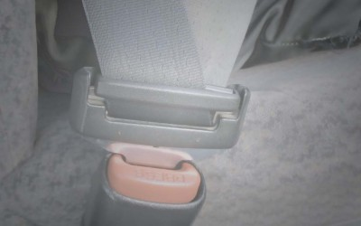 Seat Belt Book 2011_Cover
